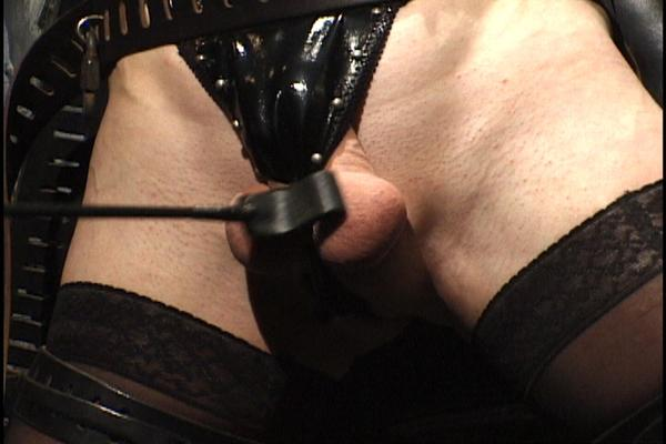 Female domination with forced orgasm